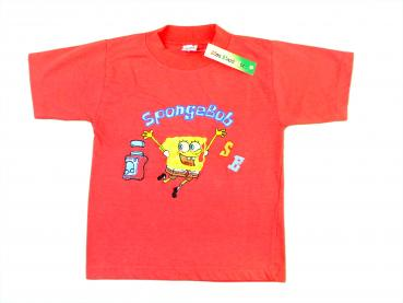 T-Shirt Gr. 104 Children's Fashion rot Spongebob
