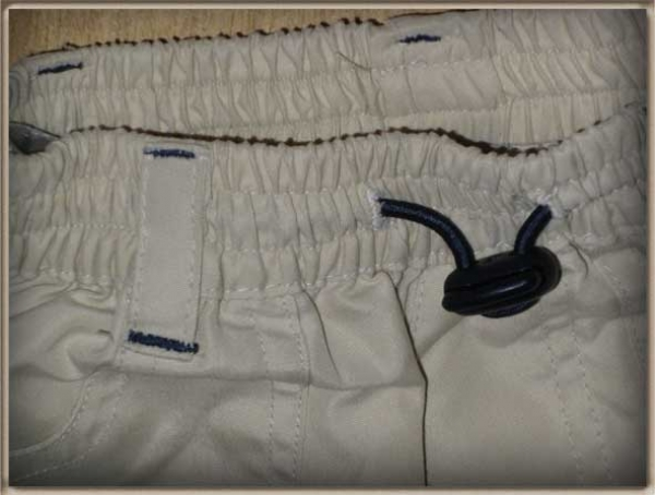 Thermohose Gr. 62/68 C&A creme